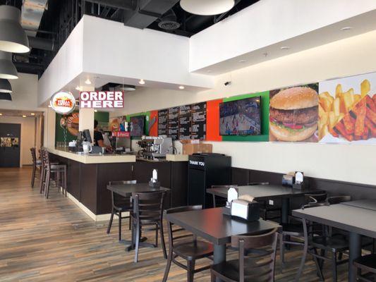 Burgers More Burgers 6995 Collins Ave Miami Beach Fl