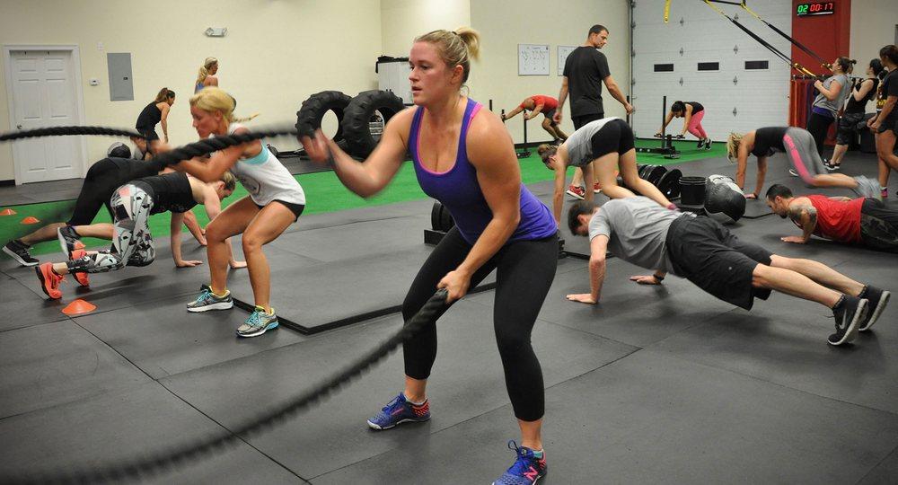 Social Spots from Boston Underground Strength Training