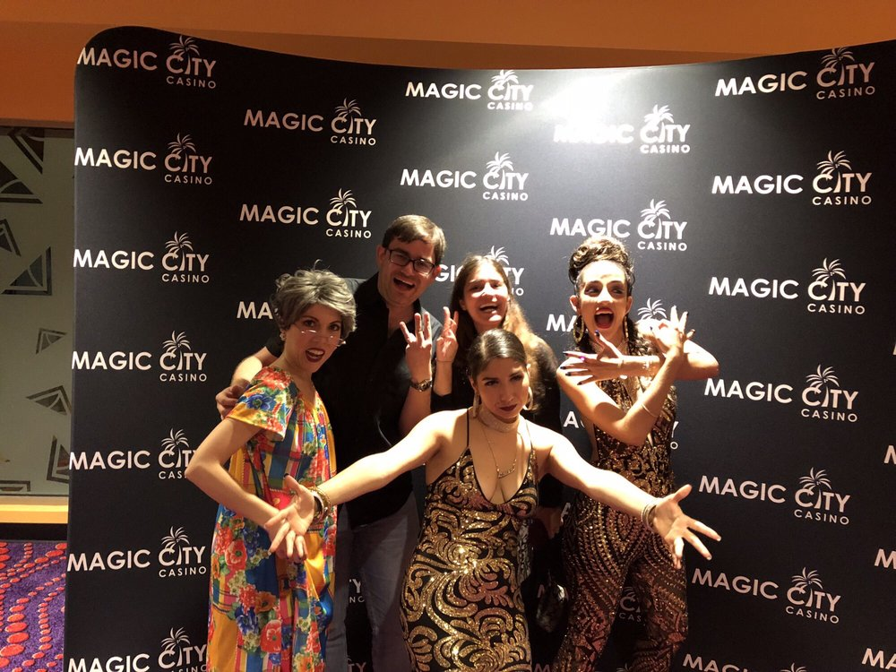 Magic city casino miami fl