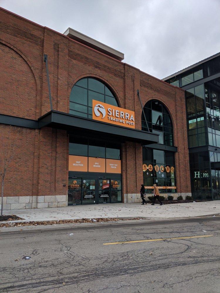 Sierra Trading Post: 3696 Easton Market, Columbus, OH