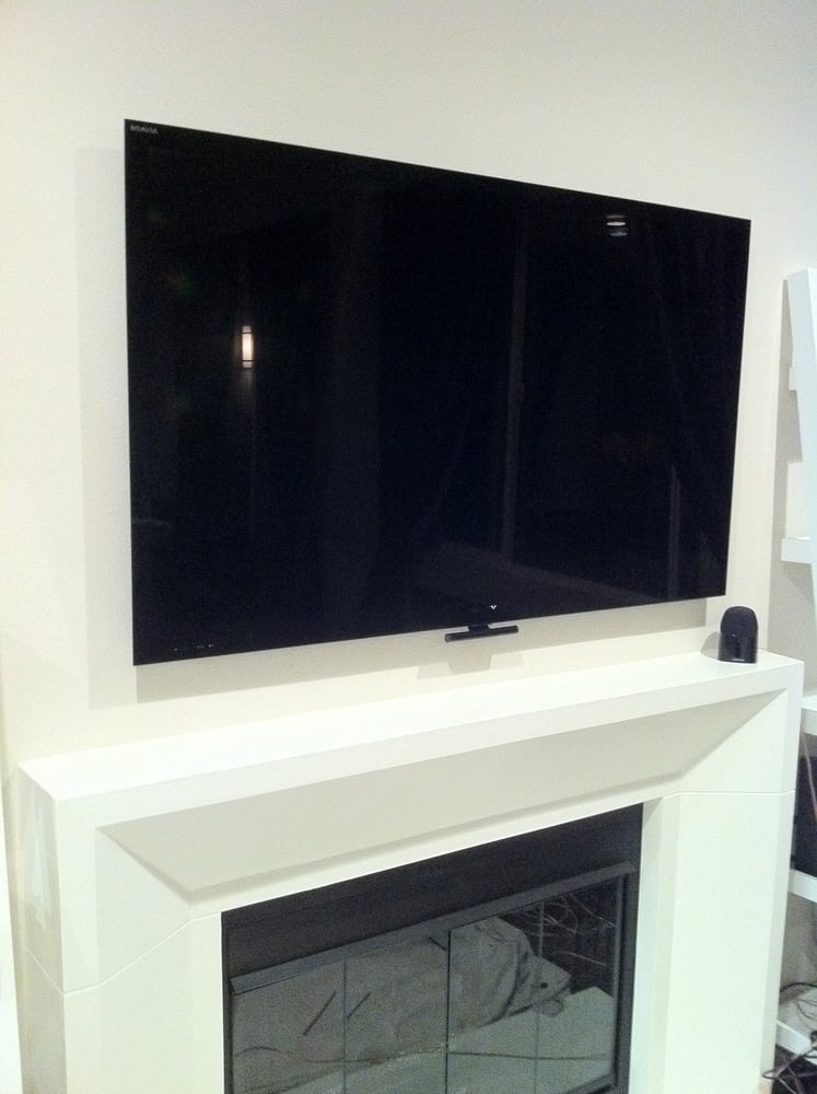 Modtech Designs TV Mounting