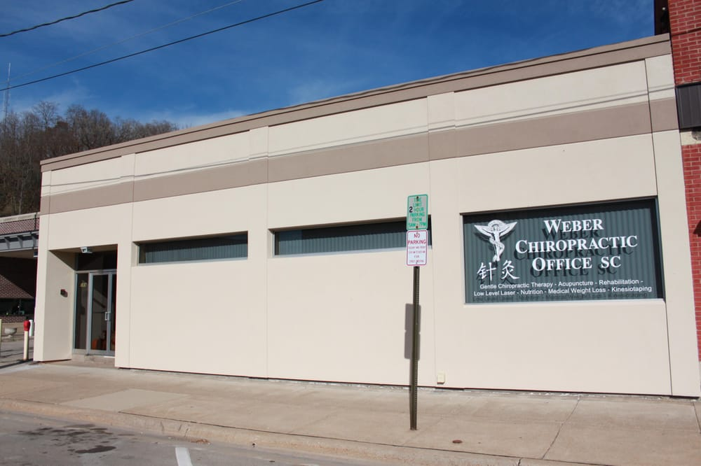 Weber Chiropractic Office SC: 289 Sinsinawa Ave, East Dubuque, IL