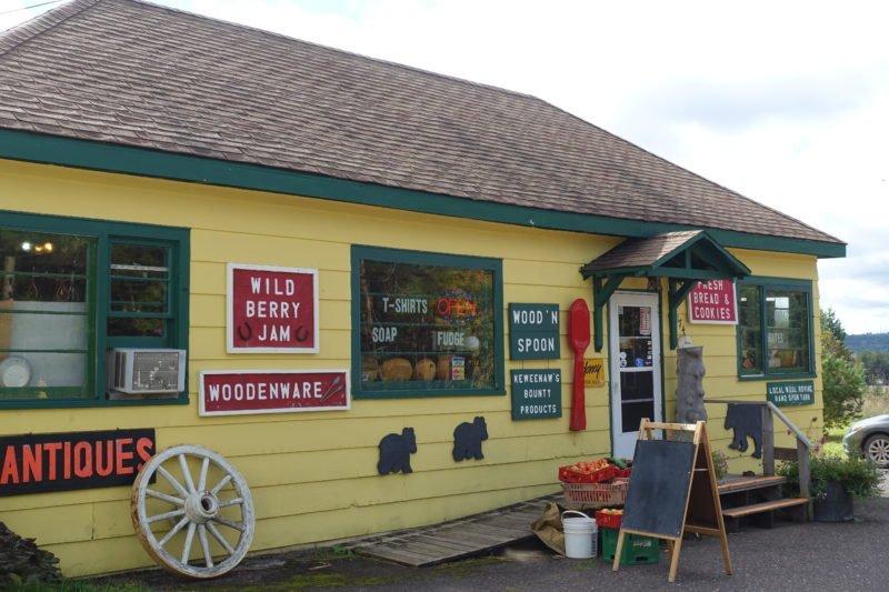 Wood'n Spoon: 174 Stanton Ave, Mohawk, MI