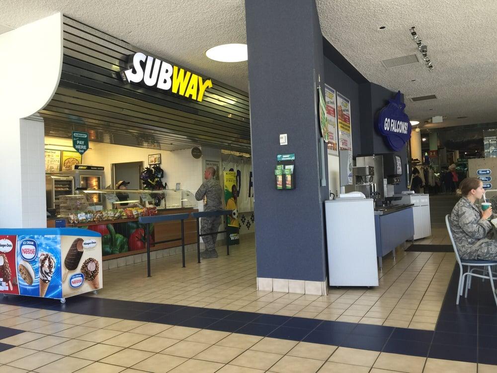 Subway: 2316 Visitors Center Dr, CO, CO