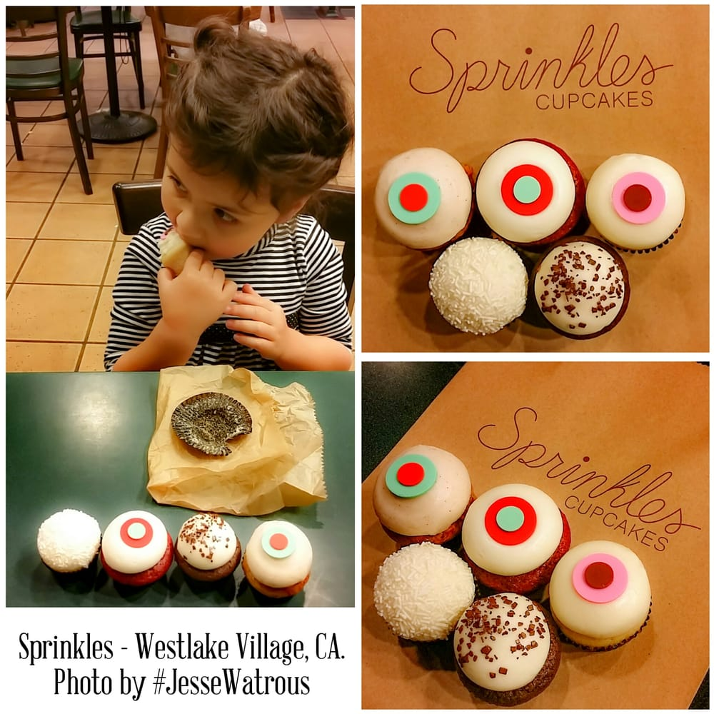 sprinkles mini cupcakes cost