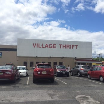Village Thrift Stores -   Reviews - Used Vintage