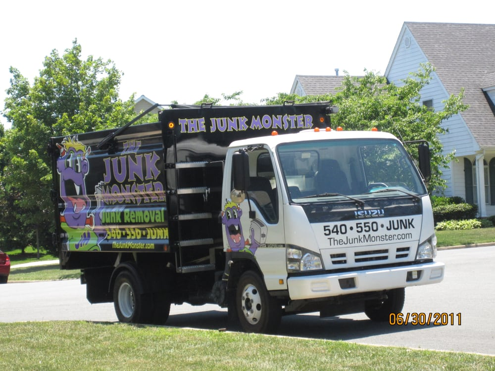 The Junk Monster: Winchester, VA
