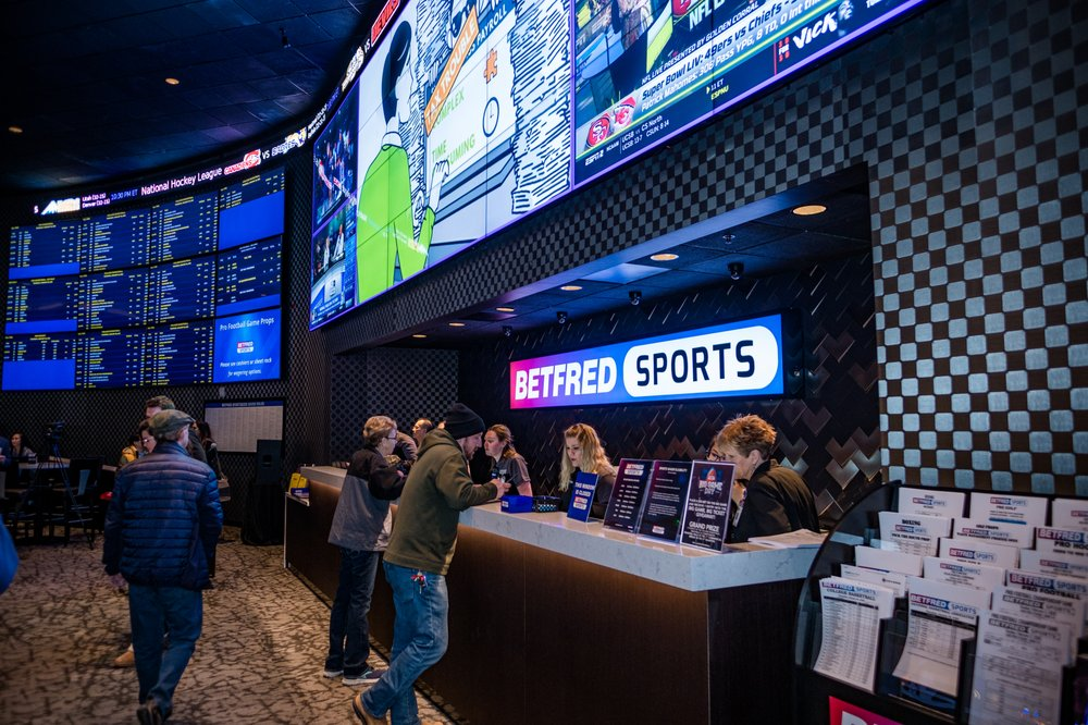 Betfred Sports: 1415 Grand Falls Blvd, Larchwood, IA