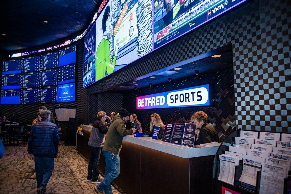 Photo of Betfred Sports: Larchwood, IA