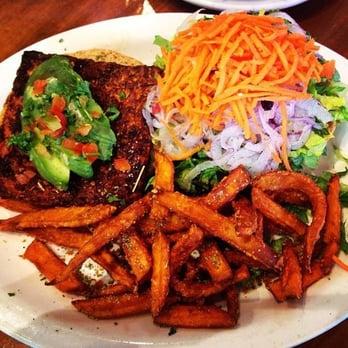 Native Foods Cafe  Culver Blvd Culver City Ca
