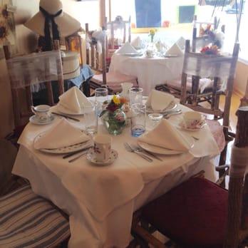 Pinecone Tea Room Downers Grove Il