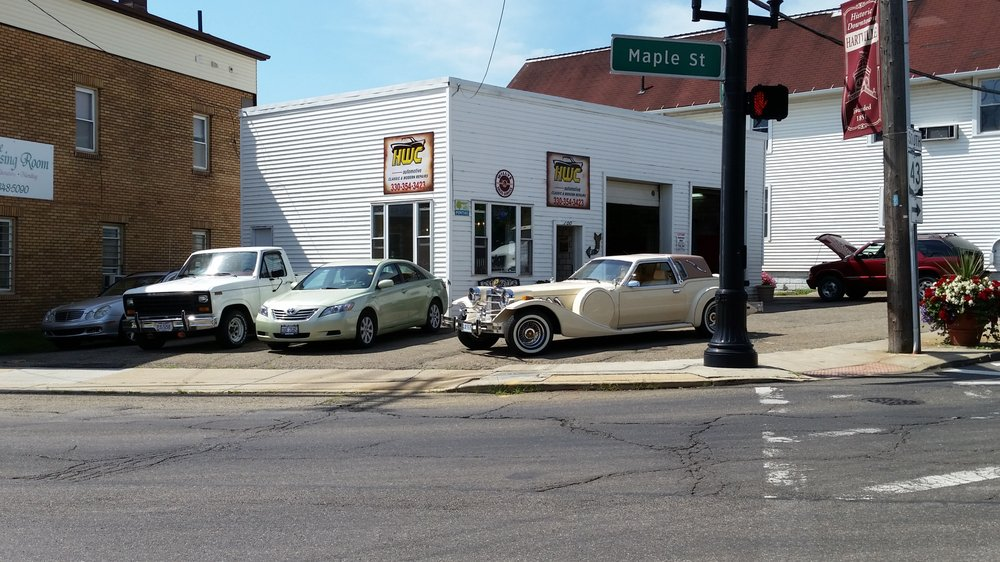 HWC Automotive: 224 E Maple St, Hartville, OH