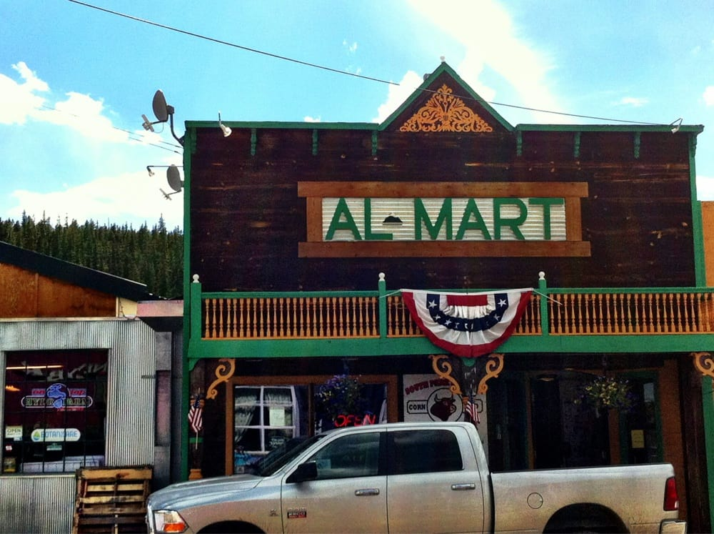 Al-Mart: 11 S Main St, Alma, CO
