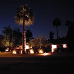 Custom landscape lighting landscaping 906 e wagoner rd photo of custom landscape lighting phoenix az united states mozeypictures Image collections