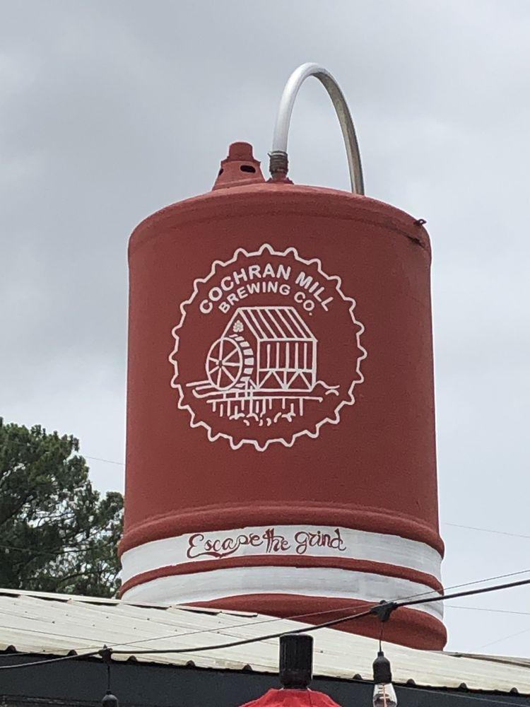 Cochran Mill Brewing: 27 Word St, Fairburn, GA