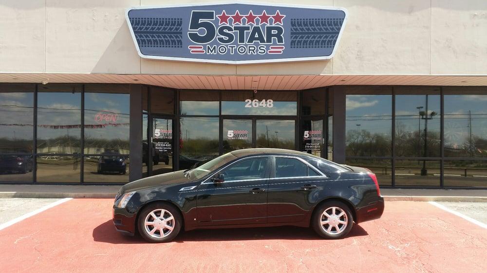 5 Star Motors Car Dealers Wichita Ks 2648 S Oliver