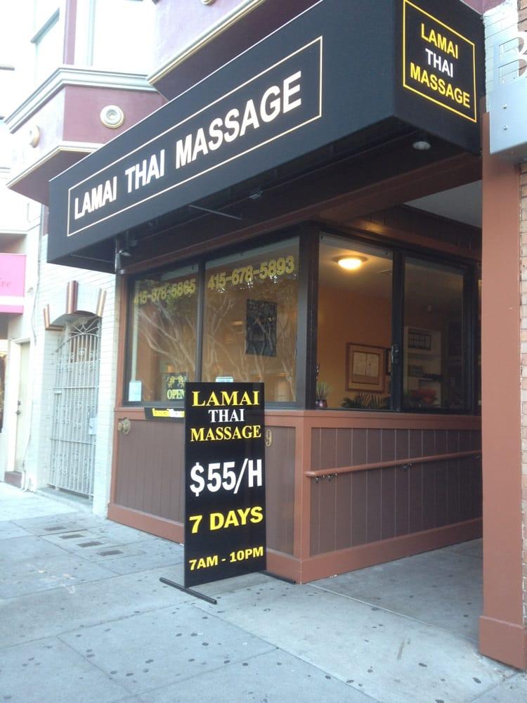 lamai thai massage erotiska tjänster