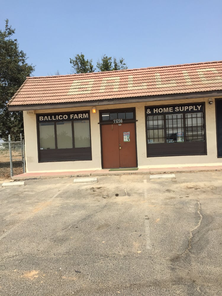 Ballico Farm & Home Supply: 11256 Santa Fe Dr, Ballico, CA