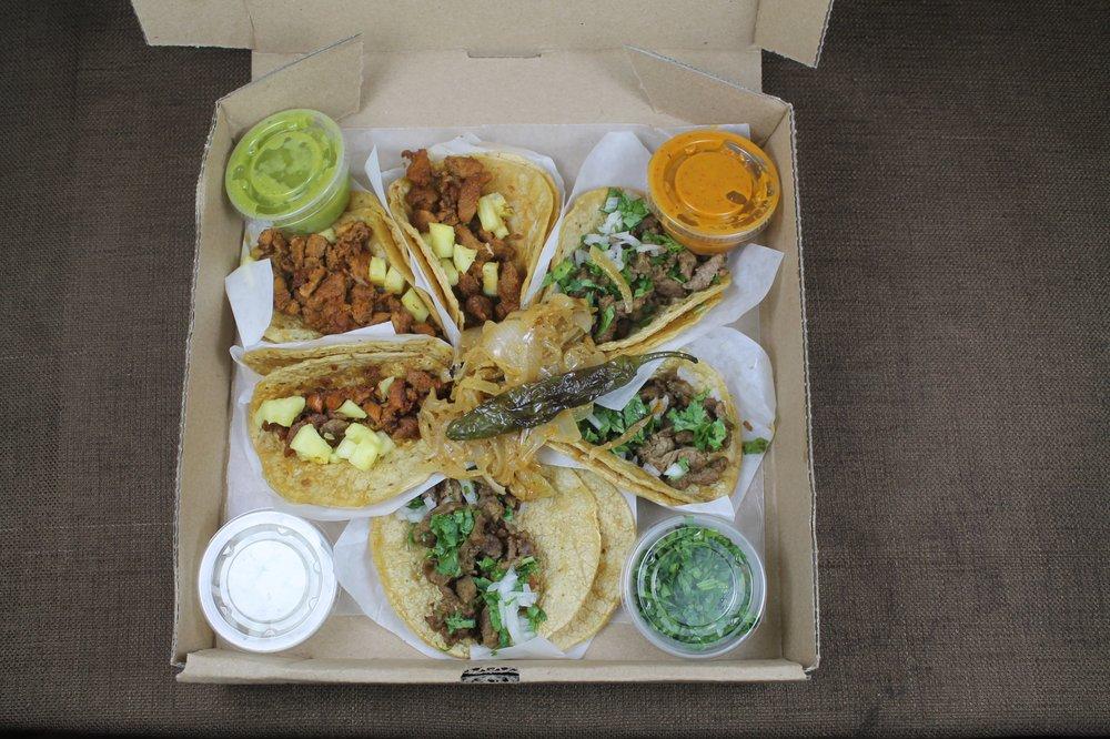 Taco Nest: 12890 GA-9, Milton, GA