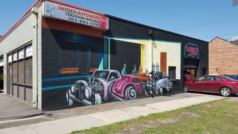 Snyders Auto Works