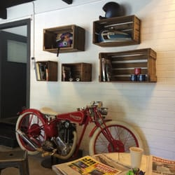 Spadille Cafe Garage Motorcycle Gear 7 Old Aberdeen