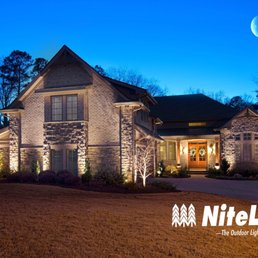 Photos For Nitelites Of Greenville Outdoor Lighting Yelp