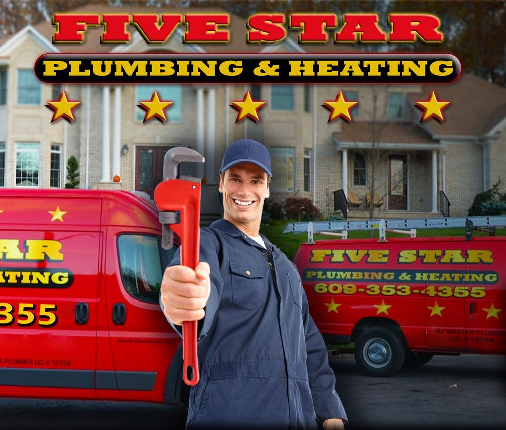 Five Star Plumbing and Heating