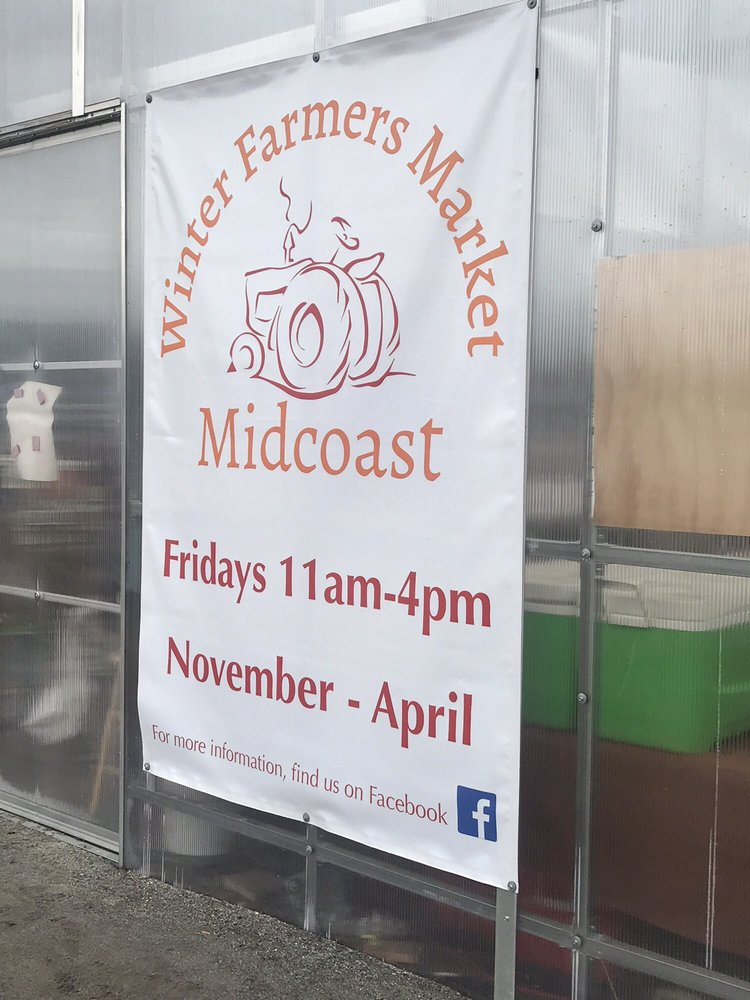 Midcoast Winter Farmers' Market: 39 Burbank Ave, Brunswick, ME