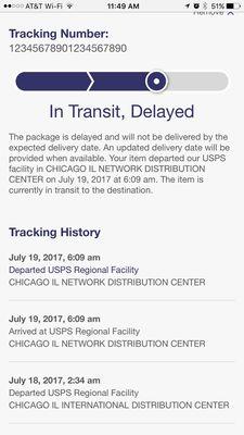 USPS Chicago Metro Surface Hub - Sorting Facility 2591 Busse Rd Elk