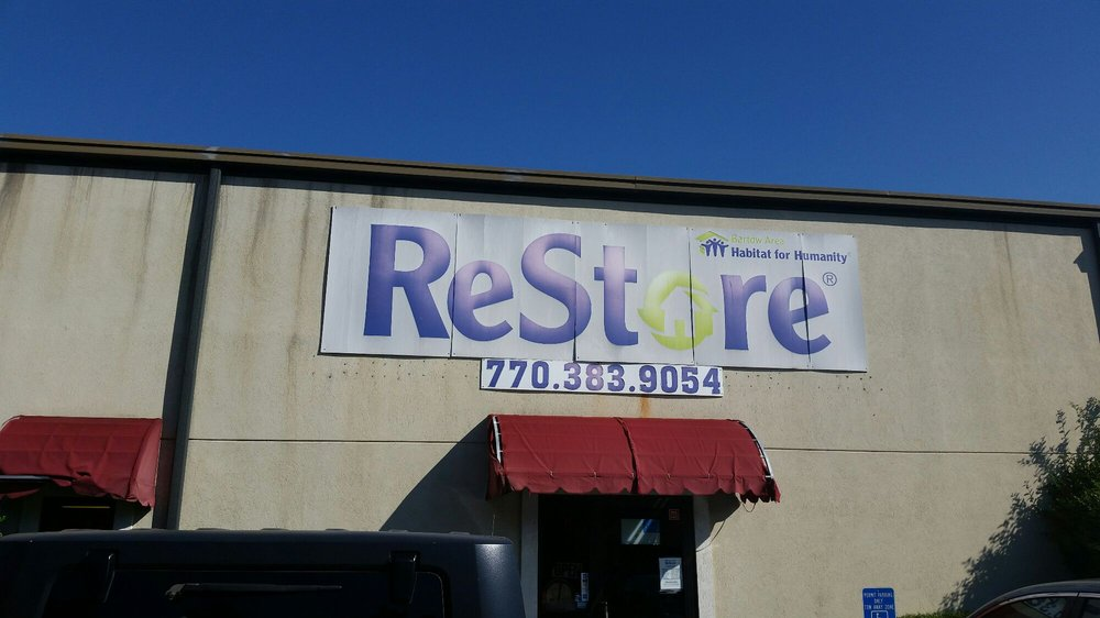 Habitat For Humanity Resale Store: 14 Eagles Ct, Cartersville, GA