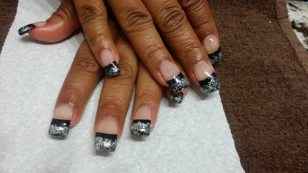 Nails by yumi yelp for A cut above salon las vegas