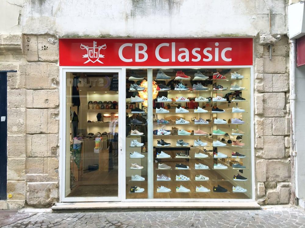 cb classic sneakers magasins de chaussures 1 rue du. Black Bedroom Furniture Sets. Home Design Ideas