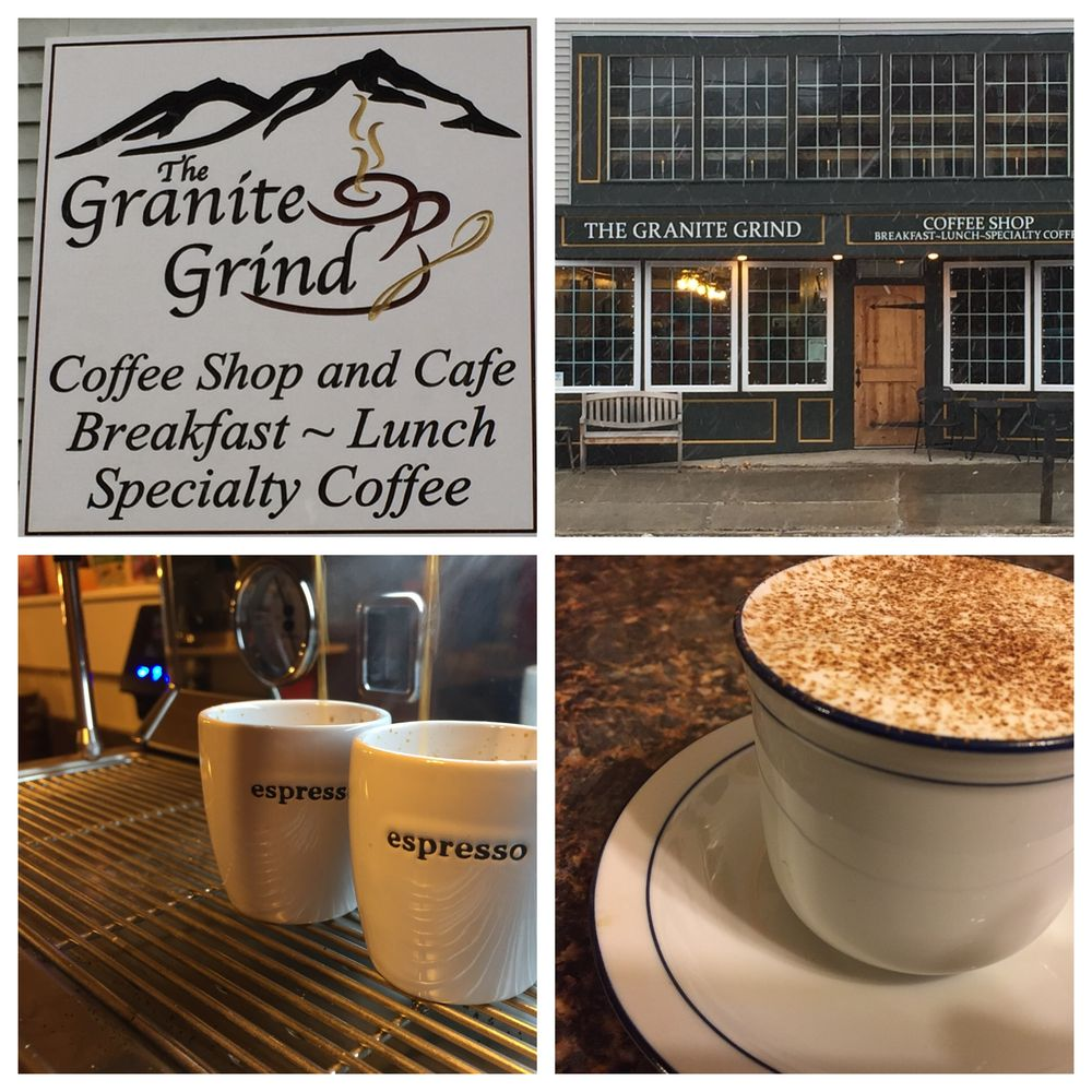 The Granite Grind: 70 Main St, Lancaster, NH