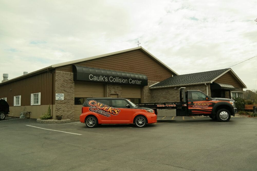 Caulk's Xtreme Collision Center: 7157 Marine Rd, Edwardsville, IL