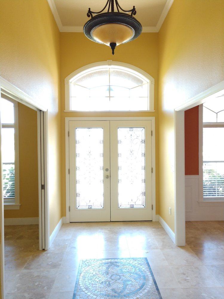 Splash of Color Painting: 12490 Huntington Woods Ave, Spring Hill, FL