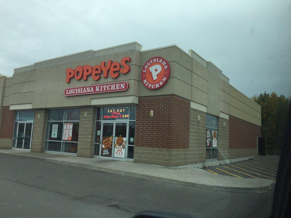 Popeyes Louisiana Kitchen | 75 Strathy Rd, Cobourg, ON K9A 5W8 | +1 905-372-3500