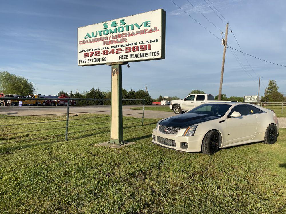 S&S Automotive: 1625 Fm 664, Ferris, TX
