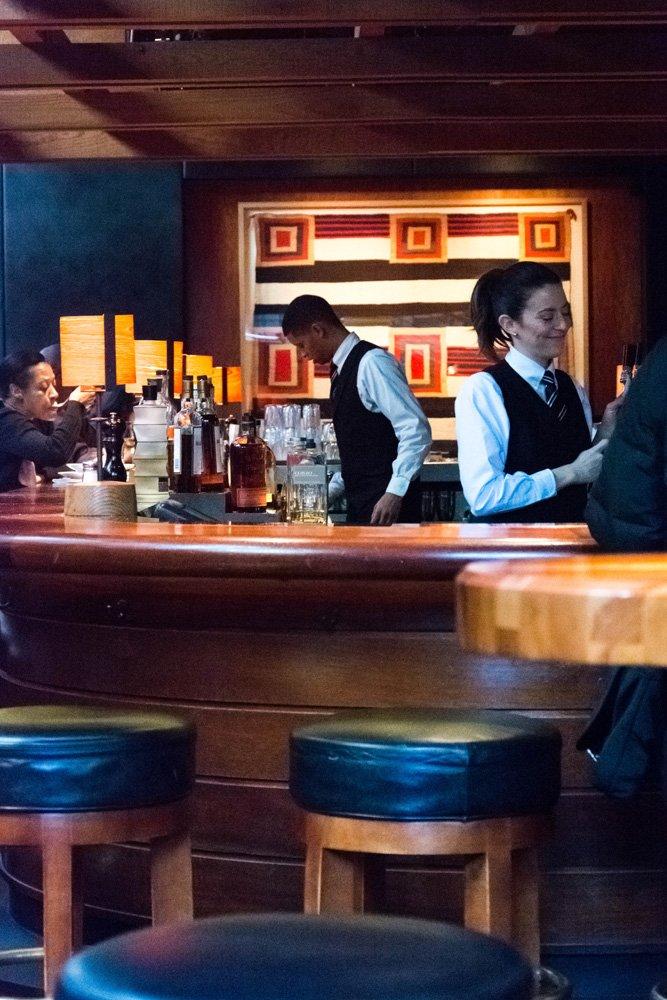 Photo of Hillstone Restaurant: New York, NY