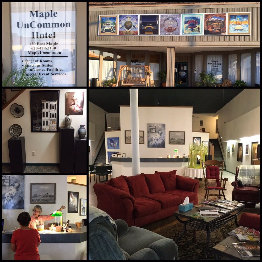 Maple UnCommon: 120 E Maple St, Columbus, KS