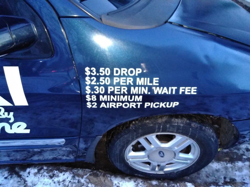 Taxi By Simone: 3324 S Anthony Blvd, Fort Wayne, IN