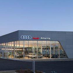 Audi Of Atlanta >> Car Dealers In Atlanta Yelp