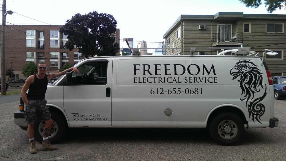 Freedom Electrical Services: 26006 9th St W, Zimmerman, MN