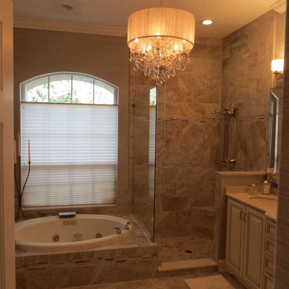 custom bathroom remodel yelp