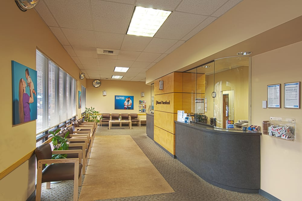 Planned Parenthood - Federal Way Health Center: 1105 S 348th St, Federal Way, WA