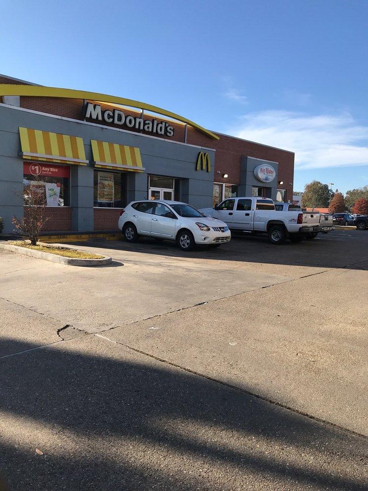 McDonald's: 1779 Louisiana 3125, Gramercy, LA