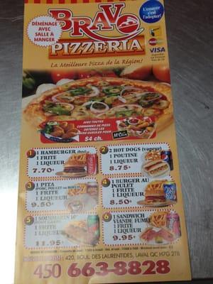 Bravo Pizzaria