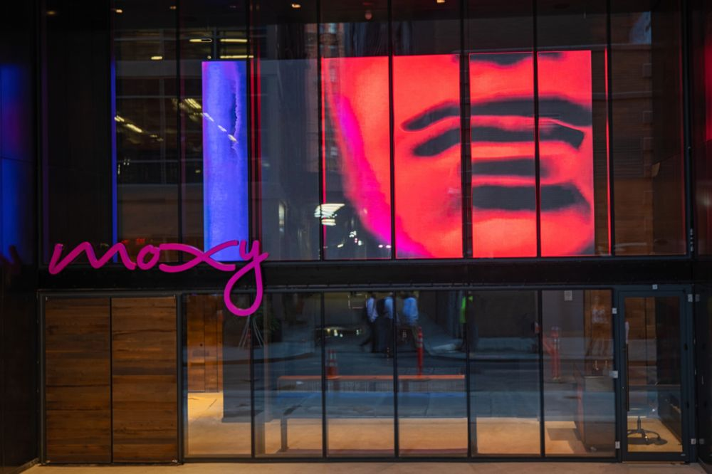 Moxy NYC Downtown