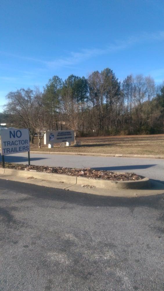 Atlanta National Distribution Center Post Office On 1800 James