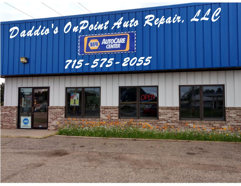 Daddio's OnPoint Auto Repair: 3446 Church St, Stevens Point, WI