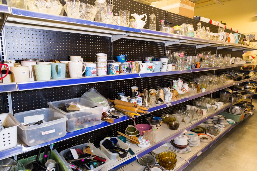 Second Image Thrift Store: 9099 US Hwy 19 N, Pinellas Park, FL